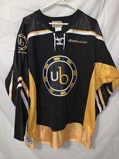 UltimateBet.com Hockey Jersey Large