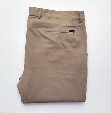 Gant Mens Khaki Chino Trousers Chinos khakis - Sandy Brown - 44 W - 32 L