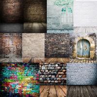 LB HOT SALE Vinly Brick Wall Photography Background Cloth Scene Studio Backdrops