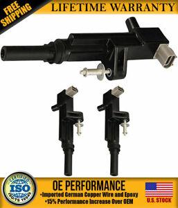 3x Ignition Coil Pack Coils for Grand Cherokee Dakota Ram Liberty V6 3.7L UF640