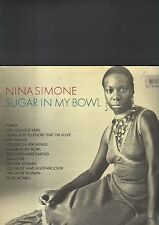 NINA SIMONE - sugar in my bowl LP