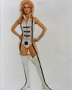 Jane Fonda As Barbarella White Boots 8x10 Picture Celebrity Print