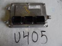 09 2009 10 2010 HONDA FIT COMPUTER BRAIN ENGINE CONTROL ECU ECM MODULE U405