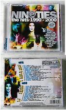 Nineties the Hits 1990-2000 Volume One-Bee Gees, Vangelis,... Warner do-CD Top
