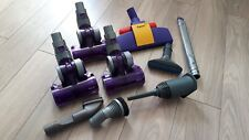 Job lot of Dyson Vacuum Cleaner Tool Brush Heads Attachments