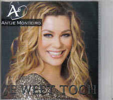 Antje Monteiro-Je Weet Toch Promo cd single