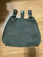Original German Ww2 Early Breadbag dated 1935 and stamped with manufacture