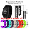 For Garmin Forerunner 35 30 Replacement Silicone Watch Strap Wristband & Tools