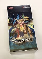 Card Fight Vanguard Champions of Asia Circuit Sealed Booster Box VGE-V-EB02