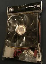 Cooler Master R4-SPS-20AK-GP 80x80x15mm Standard 80mm Fan New