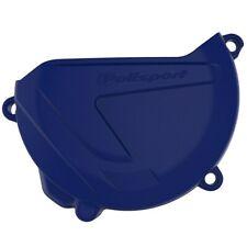 Yamaha YZ250 2000-2018 Polisport Clutch Cover Protector Blue