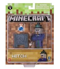 "Minecraft 3"" Action Figure: Witch"