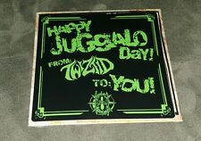 NEW SEALED TWIZTID JUGGALO DAY SAMPLER CD FOR THE FAM VOLUME 2 MNE blaze r.o.c.