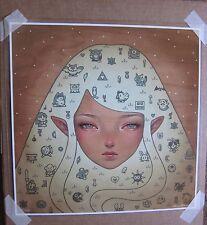 Dreaming of Koholint 2016 Zelda Audrey Kawasaki Signed Numbered Giclee Print
