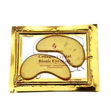 5 x Collagen Anti Wrinkle Gold Crystal Eye Mask Eyelid Patch Moisture cube