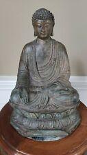 Asian Bronze Buddha Statue
