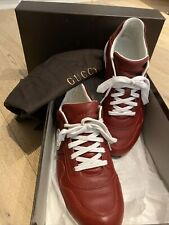 gucci trainers size 7.5