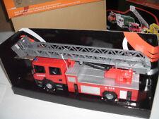 Scania 1 32 Feuerwehr - Umbau Control -Siku -UH- Britains-Ros