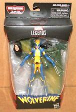 "Lady Wolverine X-23 Marvel Legends Deadpool Sauron Baf 2018 6"" Figure X-Men"