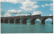 Pennsylvania Railroad NATIONAL RAILWAY HS CONVENTION SPECIAL Train Postcard PA