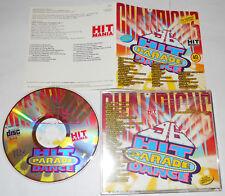 HIT PARADE DANCE 96 - 20 Tracks mixed by Woody Bianchi & Corrado Rizza - CD..