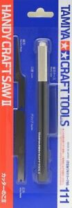 Tamiya Handy Craft Saw II Craft Tool Series No.111 74111 + Tracking