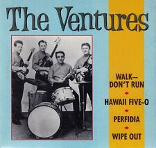 THE VENTURES : 4 TRACKS / 3 INCH CD SINGLE (RHINO RECORDS R3 73020)