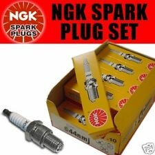 4 X NGK SPARK PLUGS For VAUXHALL VECTRA B 1.6 96+