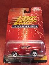 Johnny Lightning  Badman  Red  1:64 scale  NOC w-10