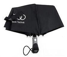 Umbrella Audi Folding Automatic Black Windproof Big Business Umbrellas Men Women
