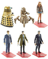 """BBC DOCTOR WHO 3.75"""" FIGURE - CHOOSE YOUR  CHARACTER -  NEW WAVE DALEK AMY POND"""