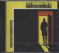 BÖHSE ONKELZ / KNEIPENTERRORISTEN - CD 2016 * NEU *