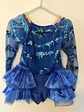 Used Figure Skating Dress size 10-12