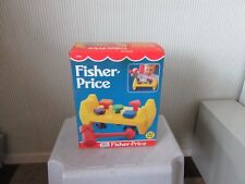 Fisher-Price  vintage hamerbank 2305