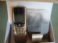 Handy Nokia 8850, Gold Edition, Ohne Simlock, Neu, Garantie