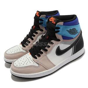 Nike Air Jordan 1 Retro OG HI AJ1 Prototype White Men Casual Shoes DC6515-100
