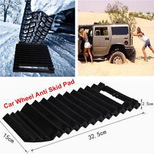 1x Car SUV Wheel Anti Skid Pad Tire Traction Emergency Mat Plate Grip Snow Beach
