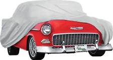 1955-56 Chevrolet 2 Door Grey Weather Blocker Plus Car Cover