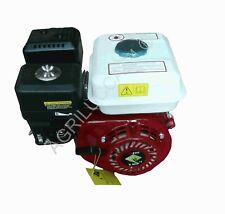 MOTORE A SCOPPIO 6,5 HP 4,8 KW CILINDRICO 19,05mm GN200-LB200-puleggia omaggio