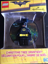 "Reduced! 2019 Hallmark Christmas Ornament ""BATMAN LEGO""  Special Box"
