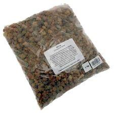 Incenso in Grani resina 1000 Gr puro 100% naturale Mirra Myrrha Etiopia calmante