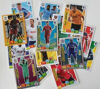 2019/20 English Premier League Cards - Lot of 20 cards incl 4 Shiny