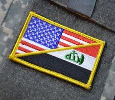 SYRIA Iraq DAESH WHACKER OIR GREEN BERETS US ADVISERS ODA burdock FLAG: us/Iraq