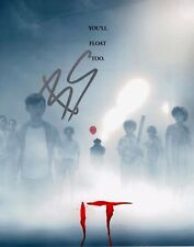 BILL SKARSGARD - IT MOVIE SIGNED AUTOGRAPHED A4 PP PHOTO POSTER