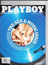 Back Issue April 2013 Playboy ~ Sex & Music Issue ~ VERY FINE(VF/NM)