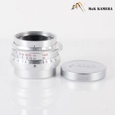 LEITZ Leica Summaron L39 35mm/F2.8 E39 screw mount Lens Yr.1959 LTM #219