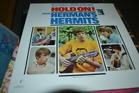 HERMANS HERMITS    HOLD ON   SOUNDTRACK    LP    MGM  E/SE-4342ST   1965