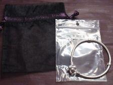 ** Genuine Lovelinks 19cm FLOWER CLASP Silver Bracelet  RRP £79.00 **