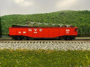 O Scale - Lionel 6-19429 New York Central Culvert Gondola NYC 6342 O4058