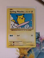 Surfing Pikachu | NM/M | XY Evolutions 111/108 | Secret Rare | Pokemon
